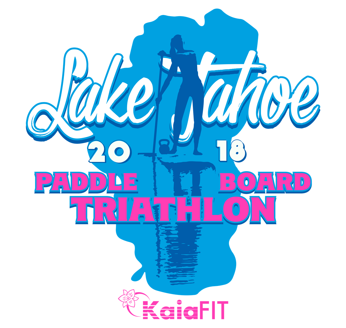 2018 Paddleboard Camp & Triathalon