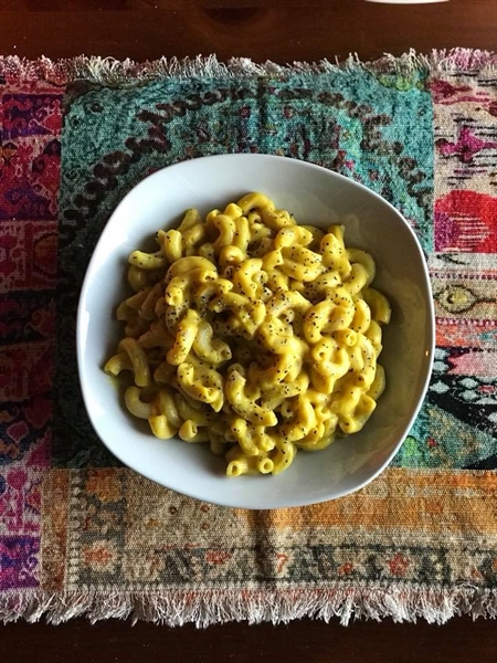 Vegan Mac and Cheese- Kid Approved!