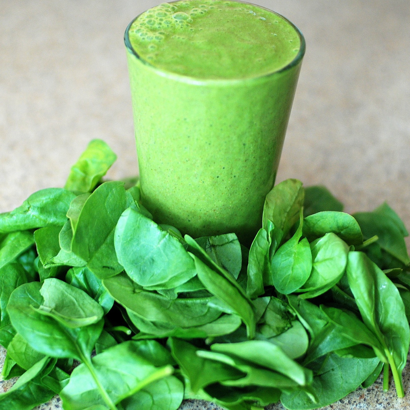 21 Days of Green Smoothies