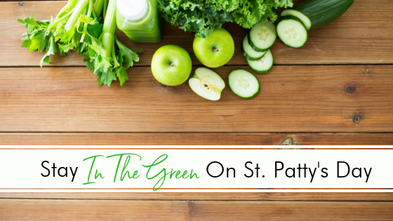 4 Ways to Stay Green this St. Patty's Day