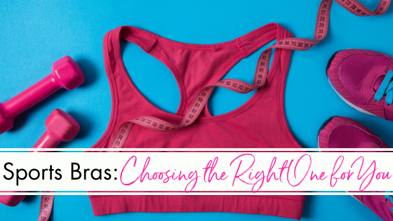 Sports Bras: Choosing the Right One for You