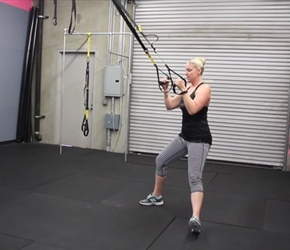 TRX Mobility Cossack
